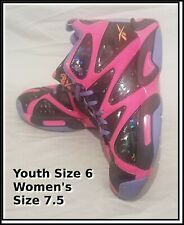 Reebok Kamikaze I Mid Size 6 SYN Girls M44063 Youth Girl's Shoes Women's 7.5