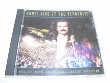 Yanni - Live at The Acropolis Philharmonic Orchestra CD