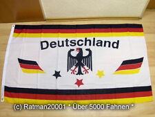 Bandiere BANDIERA GERMANIA Stella fan - 90 x 150 cm