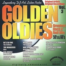 Golden Oldies 3, Golden Oldies, New