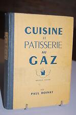 CUISINE ET PATISSERIE AU GAZ 1950(31Ray4)