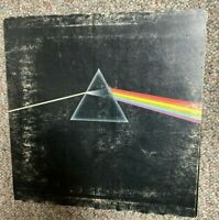 Dark Side Of The Moon - PINK FLOYD, LP record, 1973 Harvest SMAS-11163 -- VG