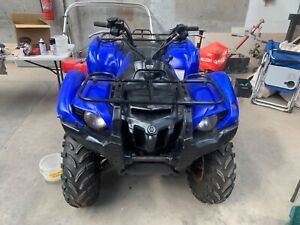 2010 Yamaha Grizzly 700 4X4