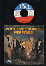 ABBA - The Hep Stars - It's Nice To Be Back - Malaika - SWEDEN