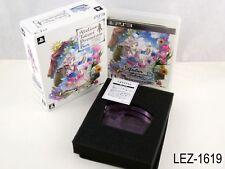 Atelier Totori Premium Box Playstation 3 Japanese Import PS3 LE Japan US Seller