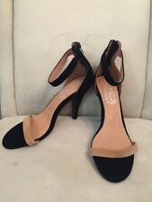 jeffrey campbell Shoes Size 9 Black Suede Ibiza Style