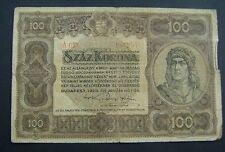 Hongarije - Hungary - 100 Korona 1920 - P 63