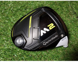 TaylorMade M2 (2017) 10.5° driver head only [Excellent]