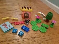 MEGA BLOKS Ni Hao Kai-Lan mixed lot dragon Mr. Fluffy replacement bricks blocks