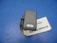 03-08 Honda Pilot OEM hood release handle STOCK factory gray