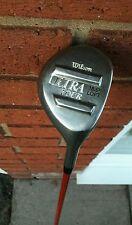 Wilson ULTRA TOUR Fairway wood 16.5 degrees R Flex GRAPHITE Shaft right handed.