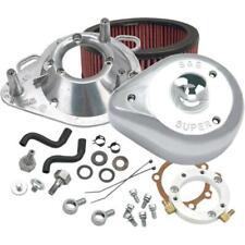 S&S Cycle 170-0303B Teardrop Air Cleaner Kit - Chrome