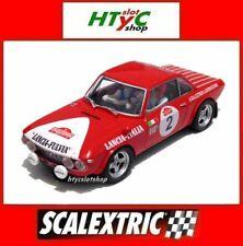 SCALEXTRIC ADVANCE LANCIA FULVIA #2 WINNER RALLYE SANREMO 1972 SCX E10286S300