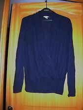 PULL CACHE COEURS H&M taille L