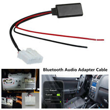 For Mazda M6 M3 RX8 MX5 High Quality Wireless Bluetooth AUX Audio Adapter Cable