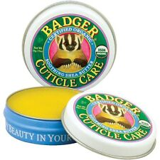 BADGER CERTIFIED ORGANIC CUTICLE / HAND CARE NAIL BALM SHEA + SEABUCKTHORN OIL