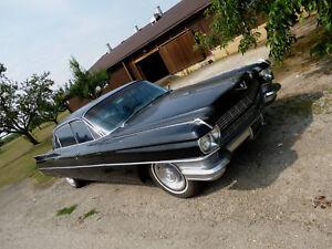 1964 CADILLAC 4-DOOR SEDAN SERIE 62  Über 100 Fotos Us-Car