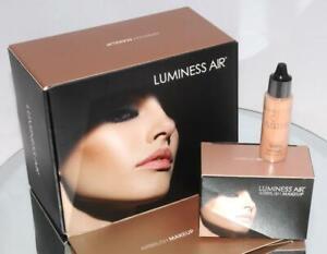 LUMINESS AIR - FLAWLESS & GORGEOUS Ivory Fair CC+ Airbrush CONCEALER .50 oz NEW