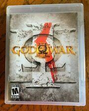 God of War III (Sony PlayStation 3, 2010) PS3 used