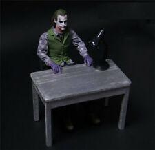 1/6 Joker Writing Desk Table Lamp Office Scene Accessories FOR 12'' Figure Toys
