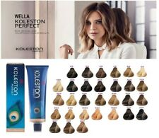 Wella-Koleston Perfect Professional Permanent Hair Tint Dye - PURE NATURALS