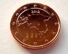 Estland 2012 1 Eurocent UNC