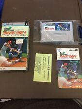 Super Professional Baseball Nintendo Super Famicom Complete In Box