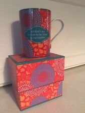 "CUP/MUG ""All That I Am Or Hope To Be I Owe To My Mother""  New in box"