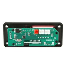 Car Bluetooth MP3 WMA Decoder Board Wireless Audio Module USB TF Radio Speaker