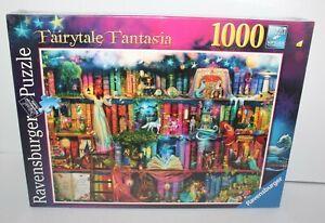 Fairytale Fantasia Jigsaw Puzzle 1000 Brand New 2014 Revensburger Premium Puzzle