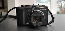 Canon PowerShot G9 12.1MP Digital Camera - Black