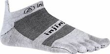 INJINJI [Ref. 201110-GRY] – RUN LIGHTWEIGHT NO-SHOW COOLMAX®  – Talla: L