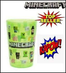 Minecraft Tumbler Creeper Cups 400ml