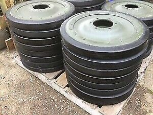 CVRT Road Wheels (Scorpion, Scimitar, Sultan, Stormer, Sheilder)