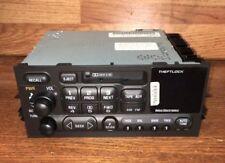 NEW 1995-2002 CHEVY SILVERADO Tahoe Suburban Avalanche CASSETTE RADIO CD-Control