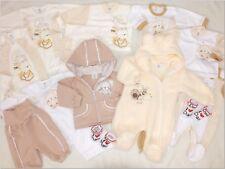 18 Tlg SET Baby Starterset Gr 50 56 62 Erstausstattung Traum Paket Unisex  TOP