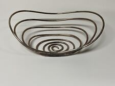 "Midcentury Modern ""Lino Sabattini"" Fruit Bowl"