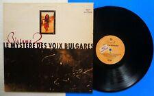 LE MYSTERE DES VOIX BULGARES Vol.2 LP 1991 4AD  CL 60