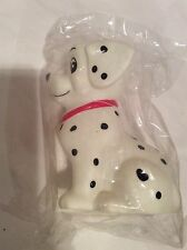 Cute Plastic Dalmatian Piggy Bank