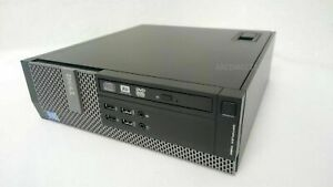 Dell OptiPlex 7020 SFF i5 4590 3.30GHz 16GB DDR3 240GB SSD Desktop PC Win 10 Pro