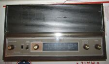 Nutone Scovill 2065 Solid State Music Intercom Fm Am Radio - Untested As Is