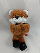 "Wild Republic Red Fox Arm Hugger Bracelet Plush 9"" Stuffed Animal"