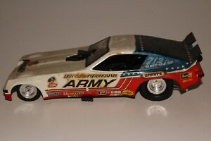 Revell Don The Snake Prudhomme ARMY Chevrolet Monza Funny Car Original Kit
