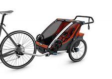 Thule Fahrradanhänger Chariot Cross 2 für 2 Kinder Modell 2017 Kinderanhänger Bu