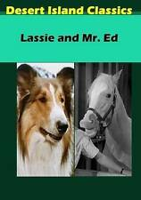 DOUBLE FEATURE: Lassie and Mr. Ed (DVD, 2015)
