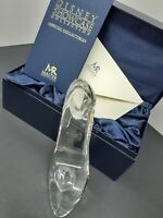 2004 Nr Mint Master Replicas Disney Cinderella Glass Slipper LE 2293/ 2500