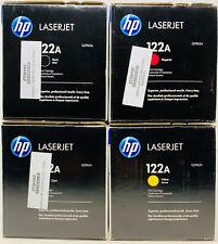 HP Q3960A/Q3961A/Q3962A/Q3963A 122A Para HP Colorlaserjet 2550/ 2550N/ 2820/
