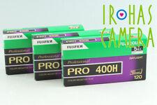 Fujifilm PRO400H 120 Color Negative Film 3Set (15 roll) #FPR40B
