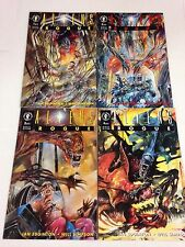 Aliens Rogue #1 2 3 4 1993 Dark Horse Comics mini series