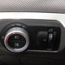 Opel Mokka Aluminium Ring für Lichtschalter Ab Bj.2013-2015